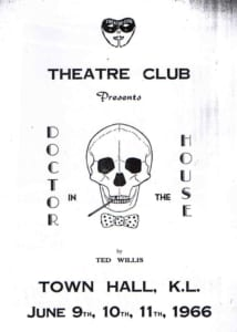 1966, Doctor in the House: Programme Cover