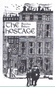 1967, The Hostage: Programme Cover