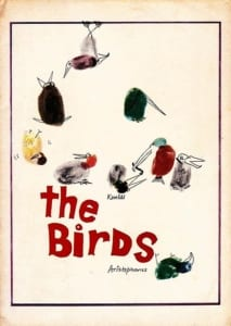 1974, The Birds: Programme Cover