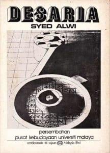 1978, Desaria: Programme Cover