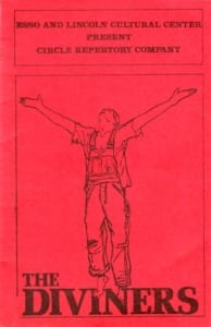 1980 The Diviners cover