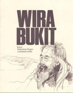1986, Wira Bukit: Programme Cover