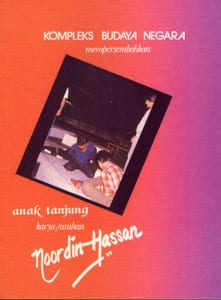 1987, Anak Tanjung: Programme Cover