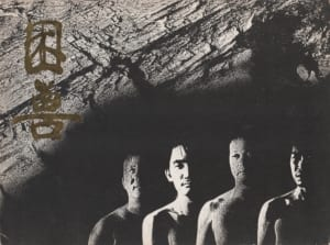 1989 The Caged Beasts Program Cover