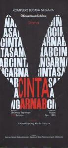 1993, Cinta Arnab: Programme Cover
