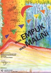 1993, Wan Empuk Wan Malini: Programme Cover