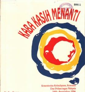 1994, Kaba Kasih Menanti: Programme Cover
