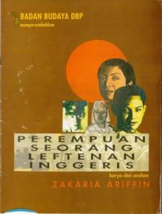 1995, Perempuan Seorang Leftenan Inggeris: Programme Cover