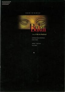 1997, Bakai: Programme Cover