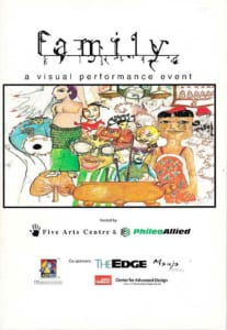 1998, Family: Programme Cover