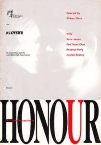 1997, Honour: Programme Cover