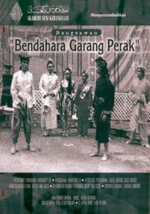 1998, Bangsawan Bendahara Garang Perak: Programme Cover