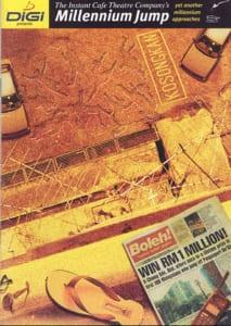 2000, Millennium Jump: Programme Cover