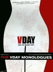 2000, V-Day: Programme Cover