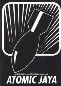 2003, Atomic Jaya: Programme Cover