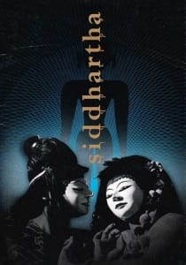 2003, Siddhartha: Programme Cover