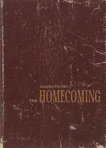 2006, Homecoming: Programme Cover