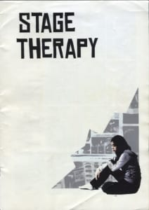 2009 Stage Therapy cover