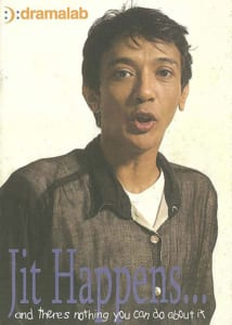2005, Jit Happens: Programme Cover