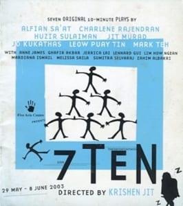 2003 7 Ten cover