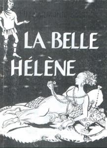 1968, La Belle Helene: Programme Cover