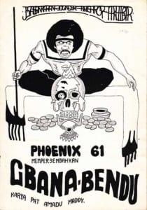 1975, Gbana Bendu: Programme Cover