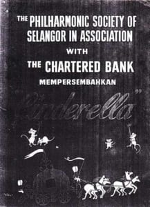 1976, Cinderella: Programme Cover