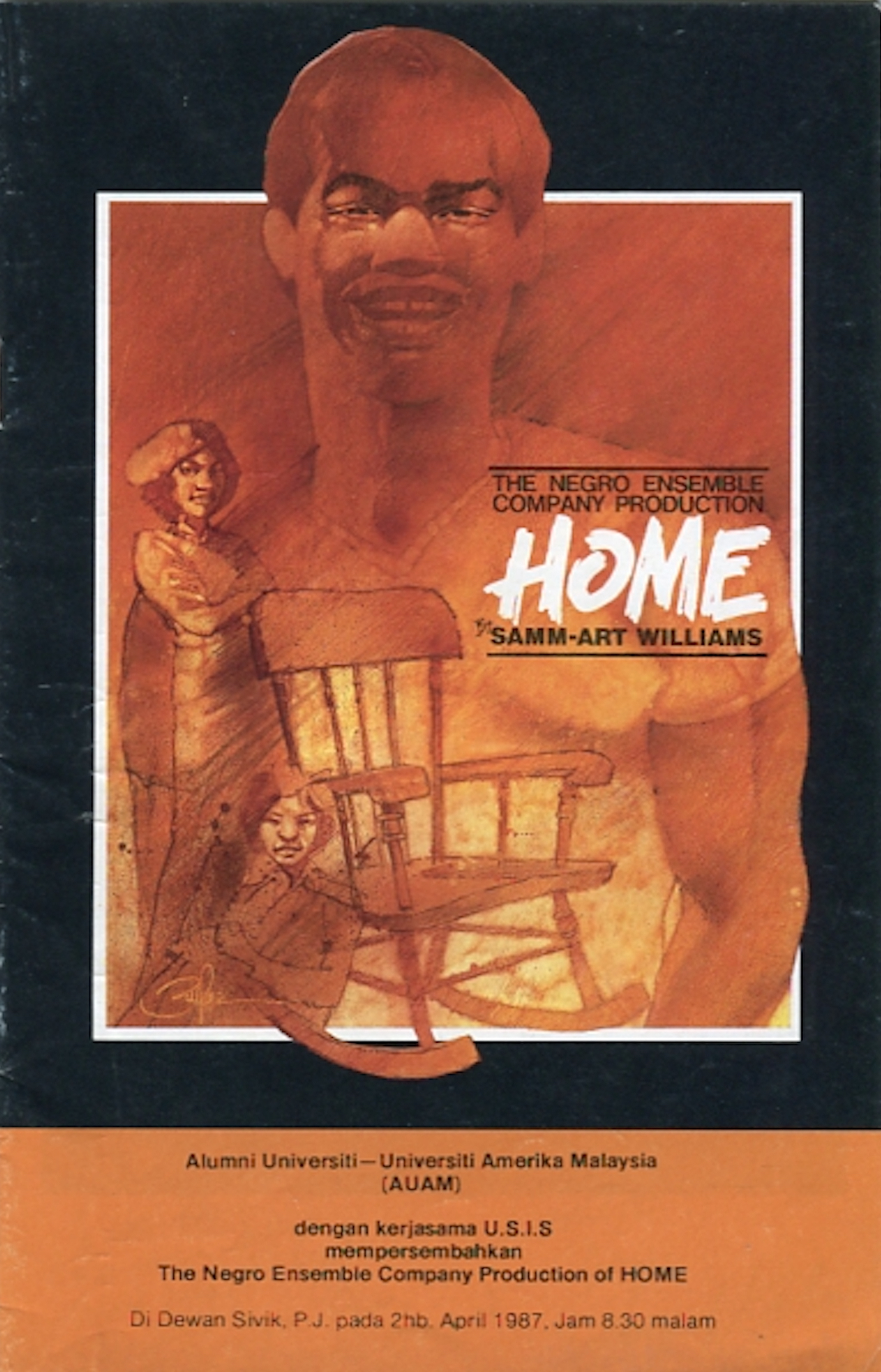 1987 Home cover