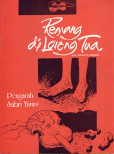 1987, Remang di Lorong Tua: Programme Cover