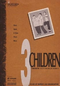 1992, 3 Children: Programme Cover
