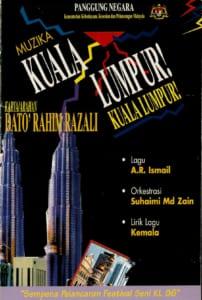 1996, Muzika Kuala Lumpur! Kuala Lumpur!: Programme Cover