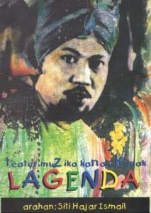 1996, Muzika Kanak-Kanak Lagenda: Programme Cover