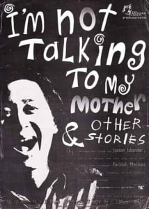 1996, I'm Not Talking To My Mother: Programme Cover