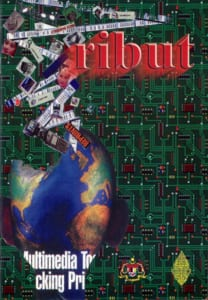1997, Ribut: Programme Cover