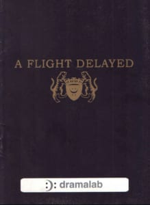 1997, A Flight Delayed: Programme Cover