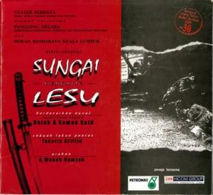 1997, Sungai Mengalir Lesu: Programme Cover