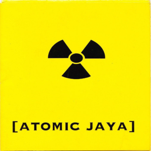 1998, Atomic Jaya: Programme Cover