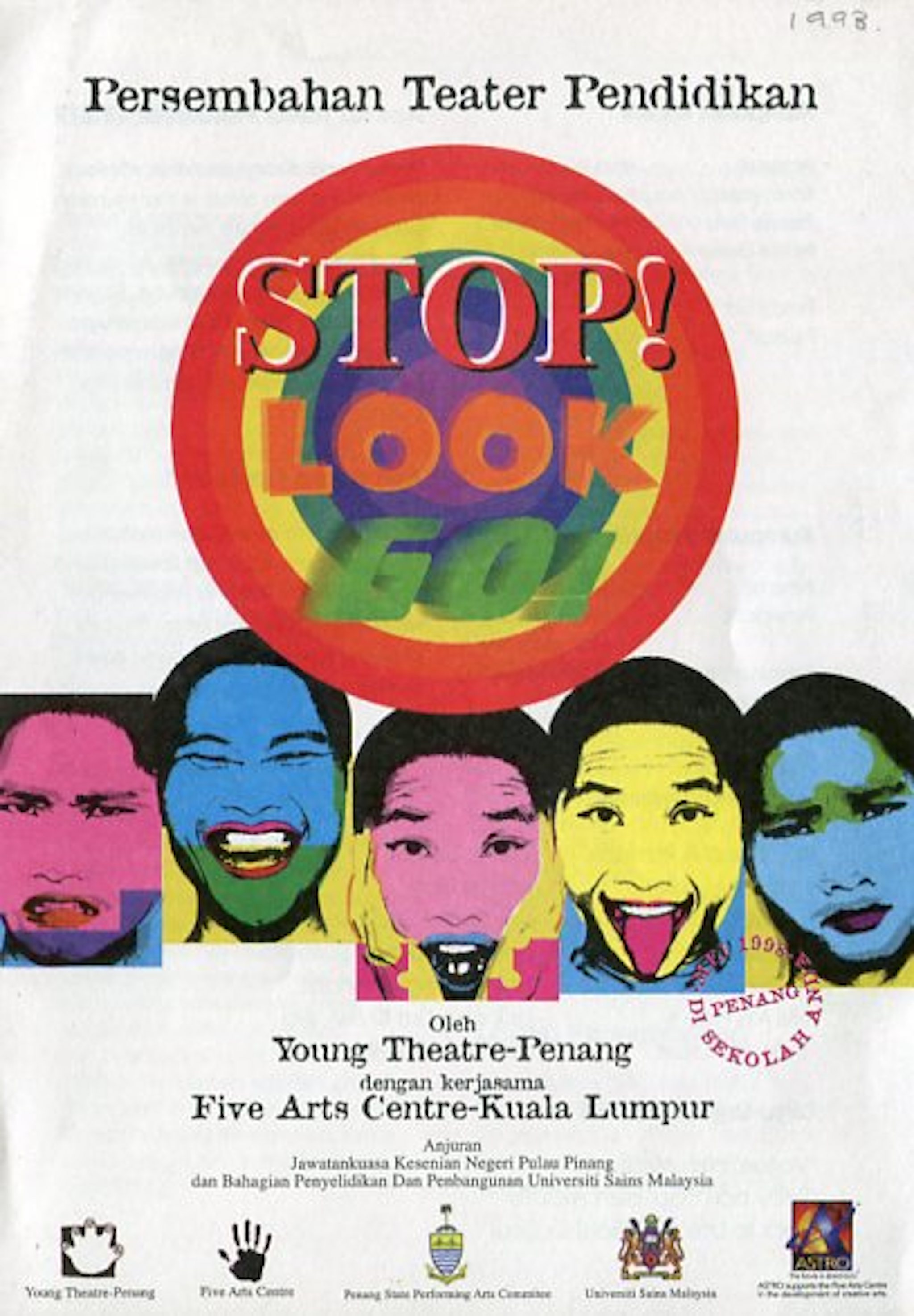 1998 Stop Look Go cover