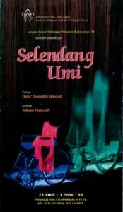 1998, Selendang Umi: Programme Cover