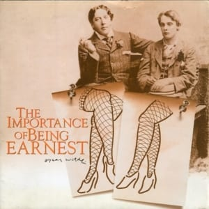 2002 The Importance of Being Earnest cover