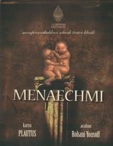 2005, Menaechmi: Programme Cover