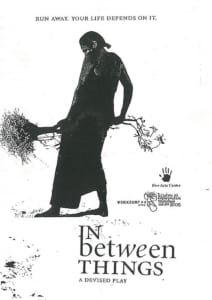 2006, In Between Things: Programme Cover