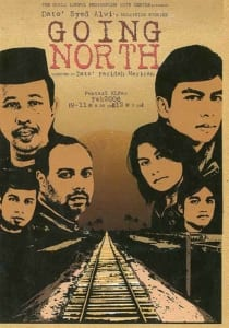 2006, Going North: Programme Cover