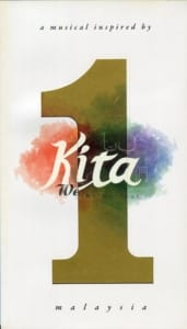 2010 Kita the Musical cover