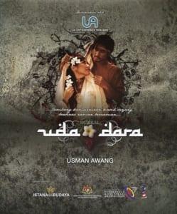 2010 Muzikal Uda & Dara cover