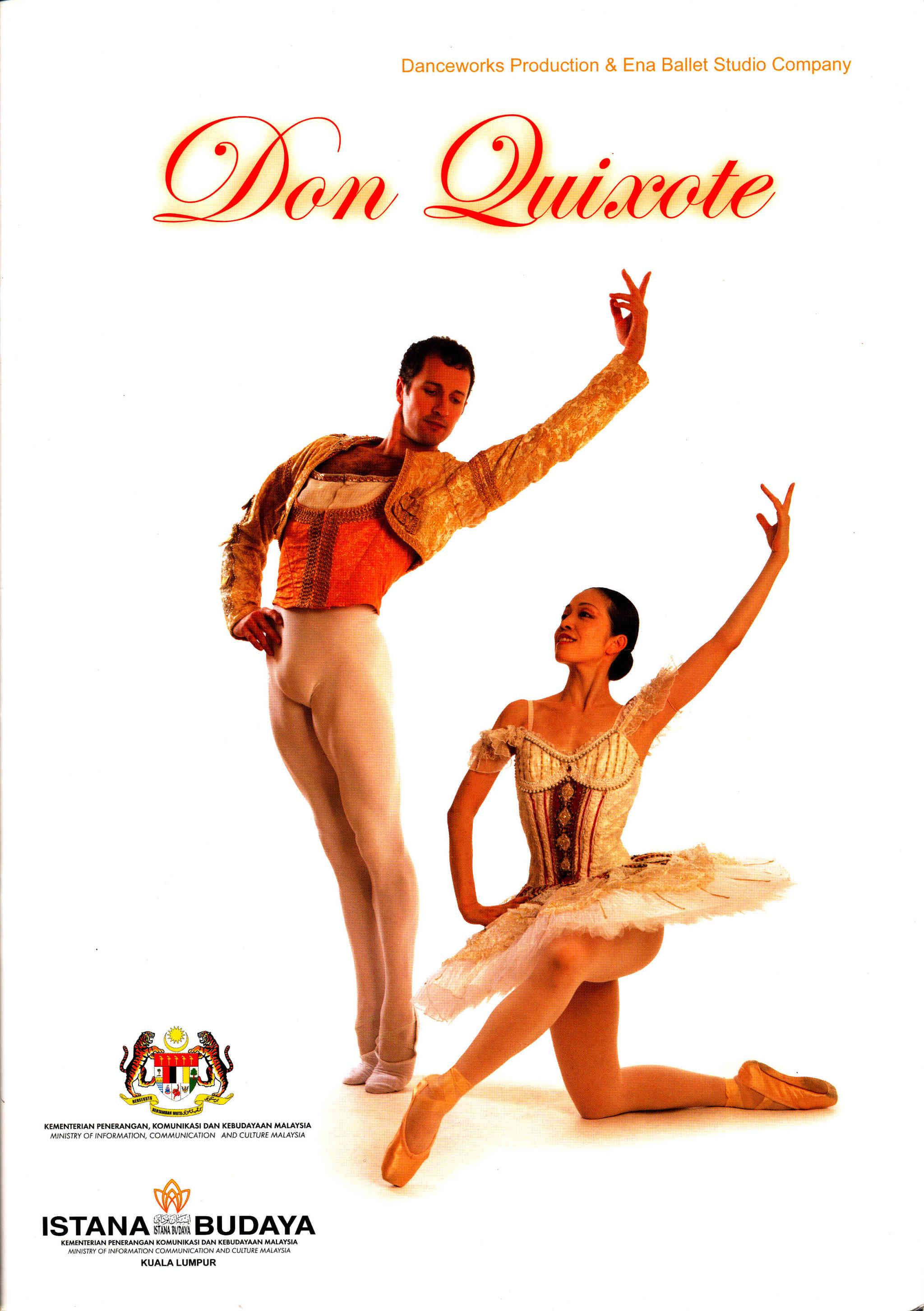 2011 Don Quixote Cover
