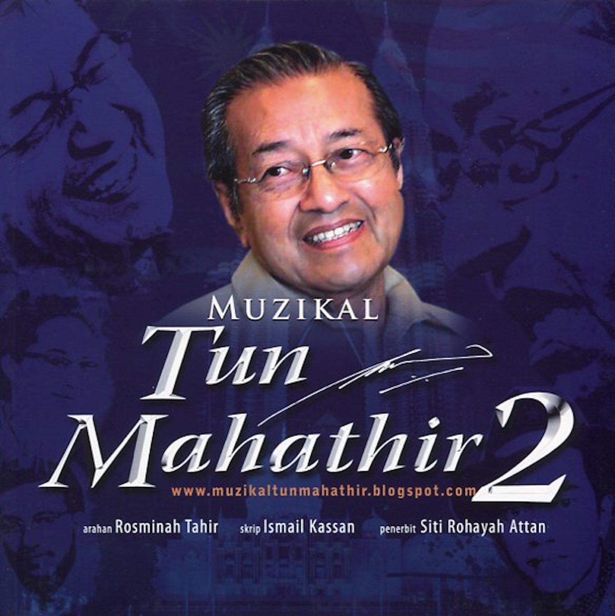 2011 Muzikal Tun Mahathir 2 cover 1