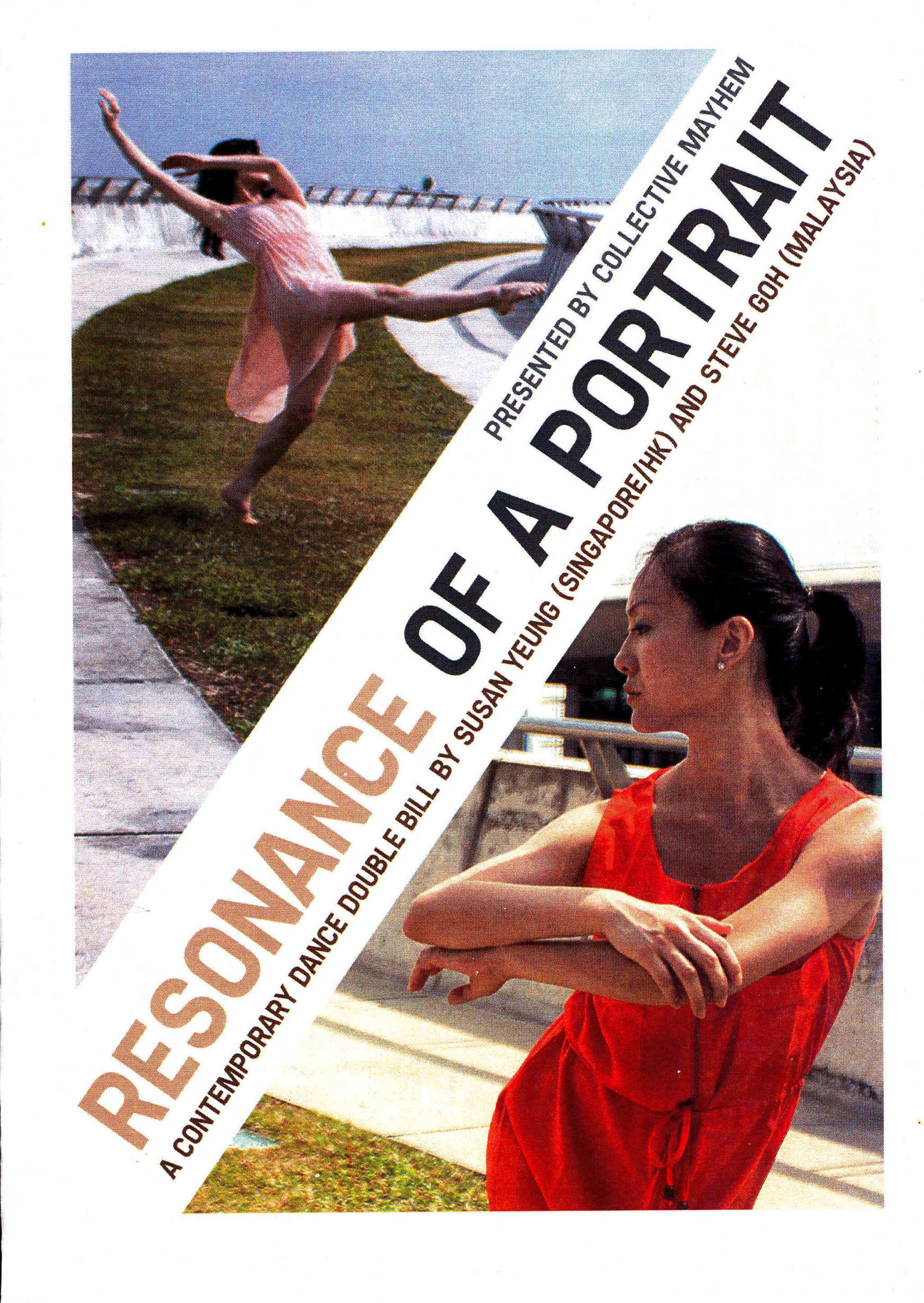2012 Resonance Of A Portrait Cover