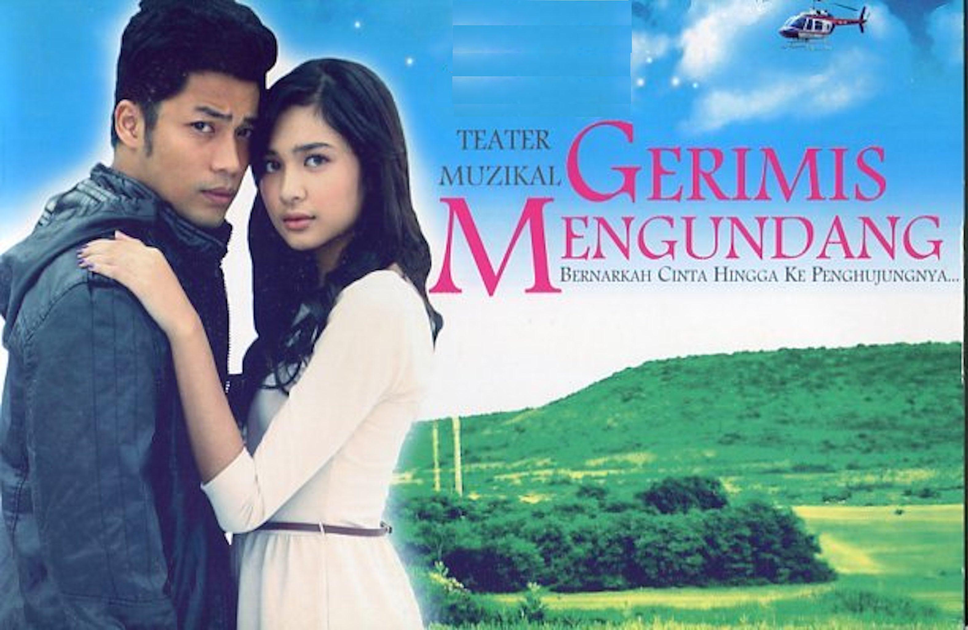 2012 Teater Muzikal Gerimis Mengundang cover 1