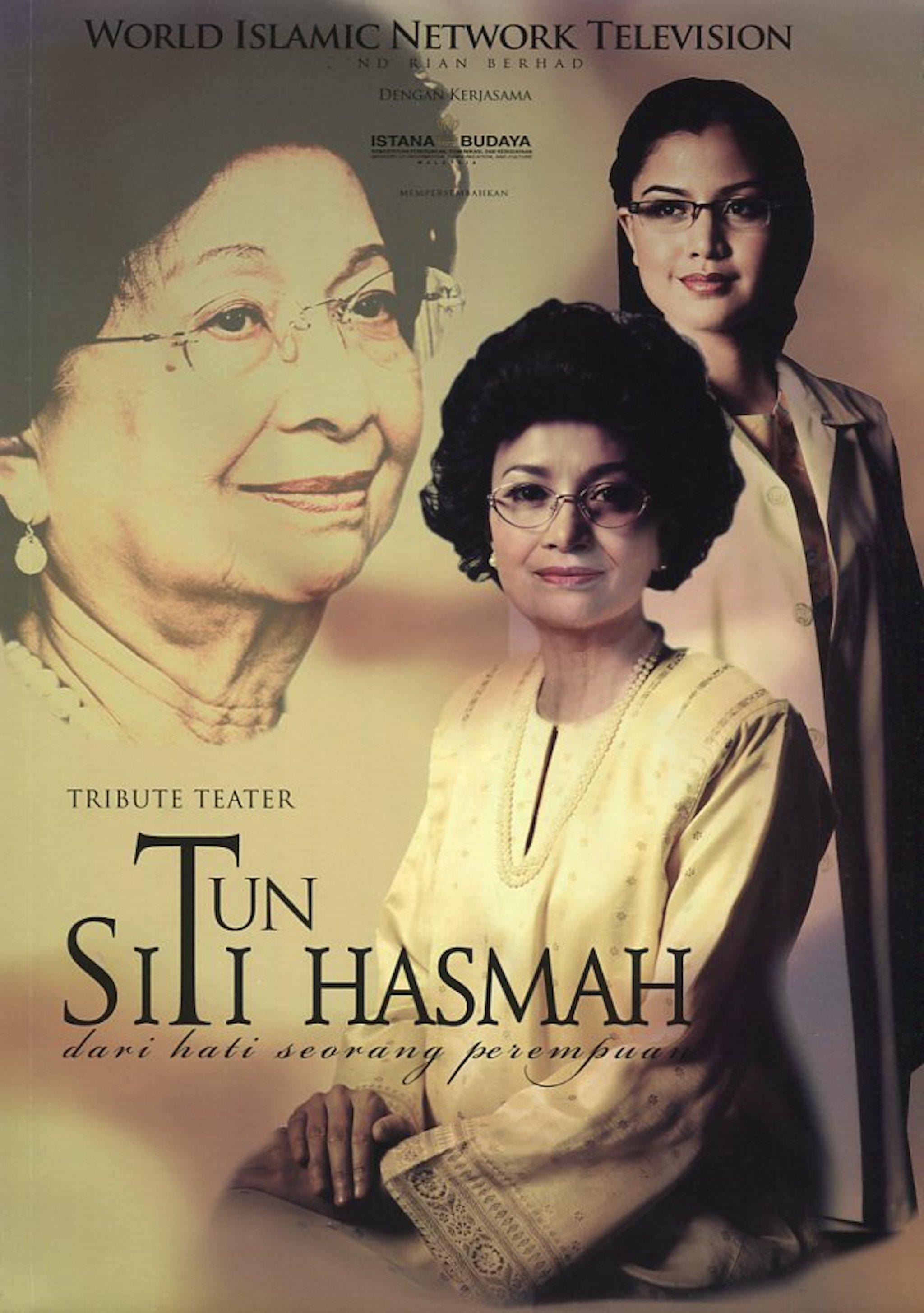 2012 Tun Siti Hasmah cover